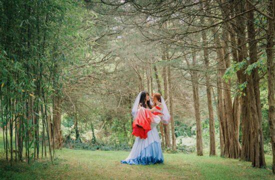 Amanda & Sarahs Hudson Valley Wedding Video At Hammonds Museum and Japanese Stroll Garden