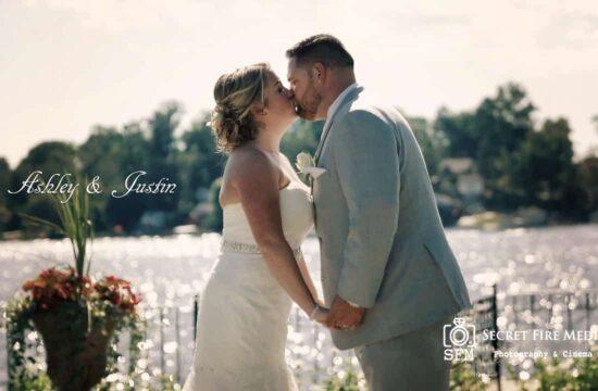 Ashley & Justins Hudson Valley Wedding Video at Villa Barone Hilltop Manor in Mahopac