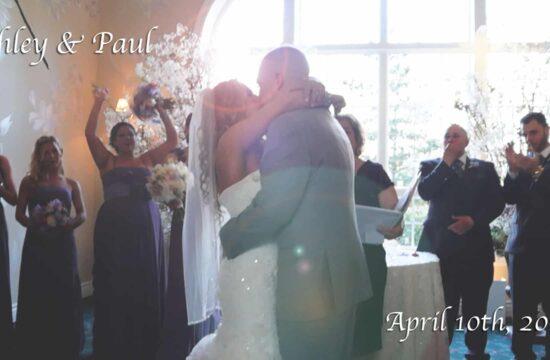 Ashley and Pauls Long Island Wedding Video at Inn at East Wind