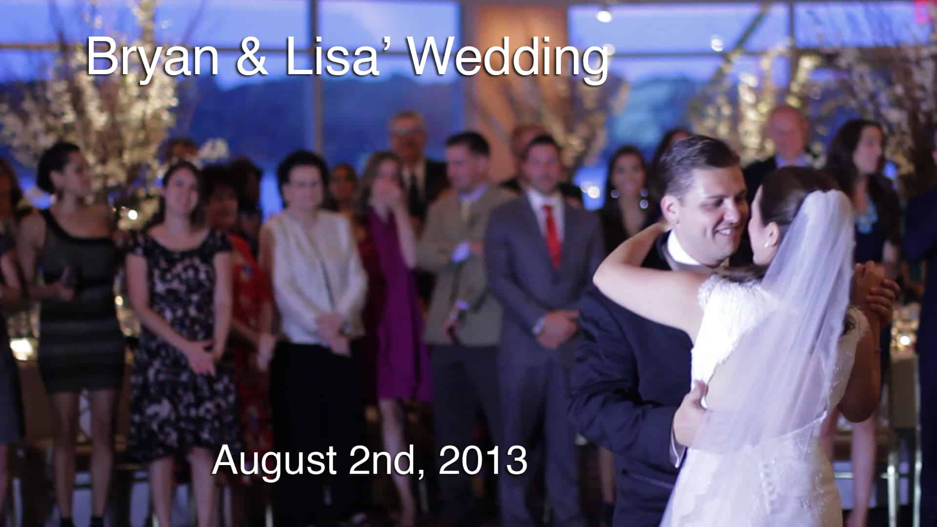 Bryan and Lees Hudson Valley Wedding Video At Glen Island Harbor Club in New Rochelle New York