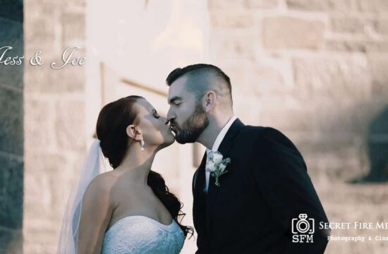 Jessica & Joes Hudson Valley Wedding Video At Whitby Castle in Rye New York