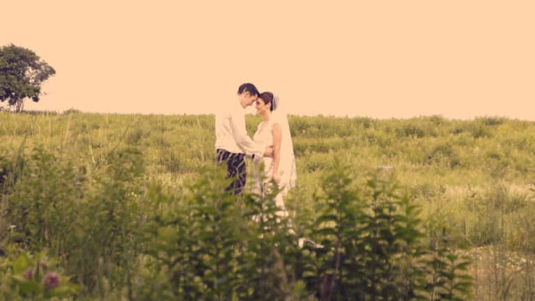 Jessica and Kyles Links at Unionvale Wedding Video