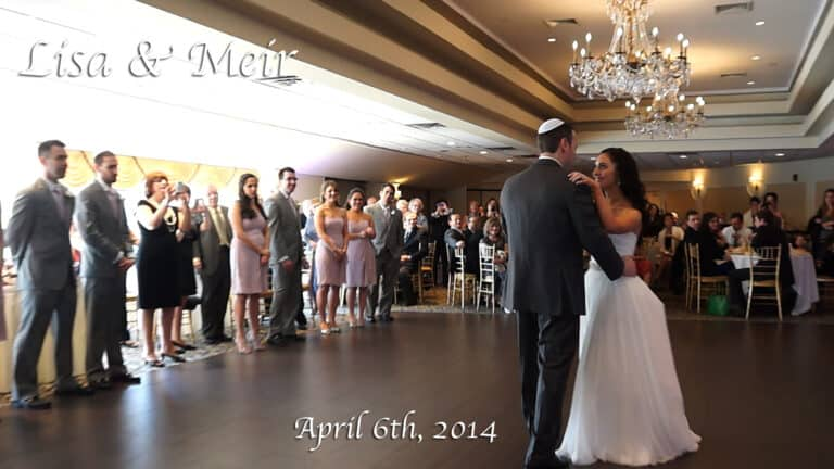 Lisa & Meir's Hudson Valley Wedding Video At Beckwith Pointe in New Rochelle New York