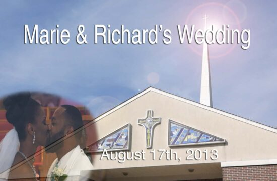 Marie and Roberts New Jersey Wedding Video at Gloucester Democratic Club in Blackwood New Jersey