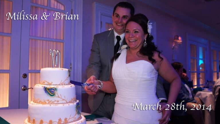 Millisa & Brians New Jersey Wedding Video at Fiesta Banquet Hall