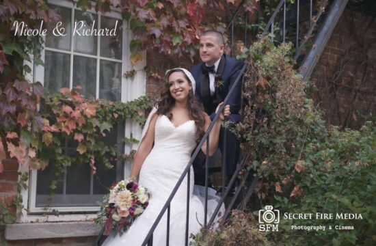 Nicole & Richards Hudson Valley Wedding Video at Villa Barone Hilltop Manor in Mahopac New York