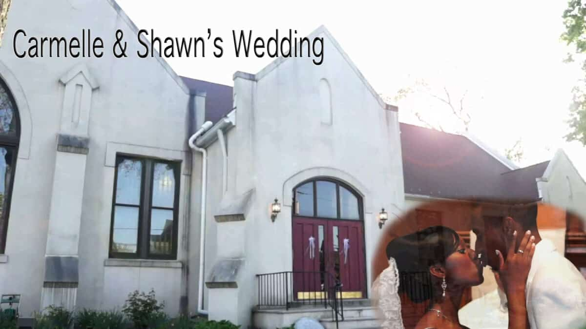 Carmelle and Shawns New Jersey Wedding Video at Fairfield Manor