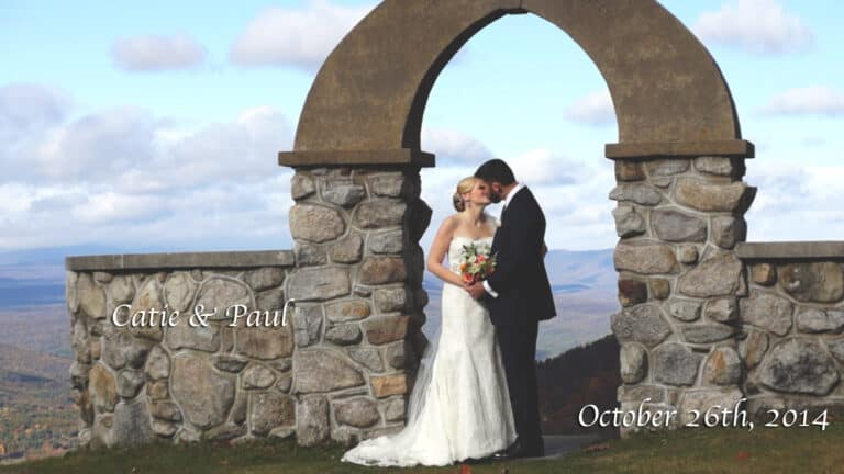 Catie and Pauls Feast at Round Hill Wedding Video in the Hudson Valley