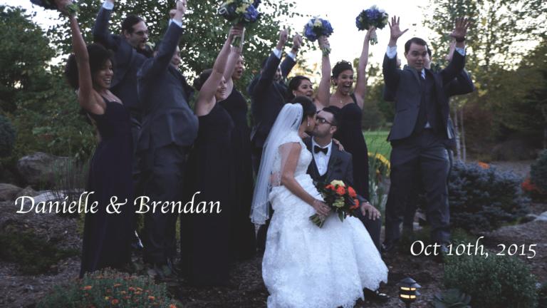 Danielle & Brendans Falkirk Estates Wedding Video in The Hudson Valley