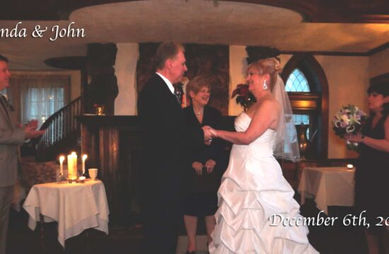 Linda and Johns Chateau Hathorn Wedding Video in the Hudson Valley