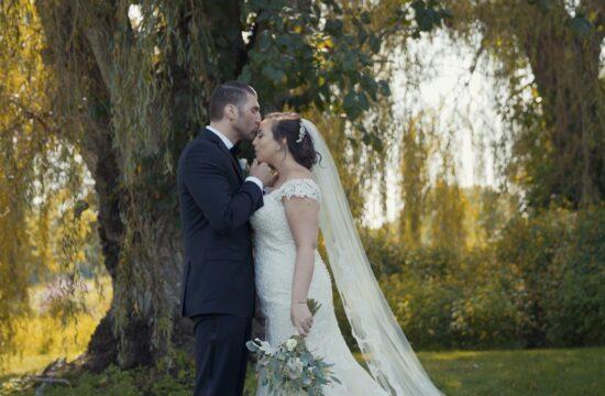 Amanda & Davids West Hills Wedding Video in the Hudson Valley