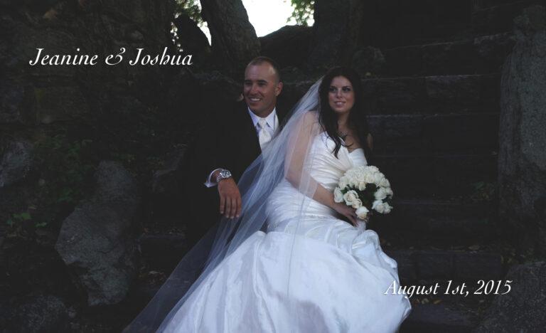 Jeanine & Joshua's VIP Country Club Wedding Video in New Rochelle New York