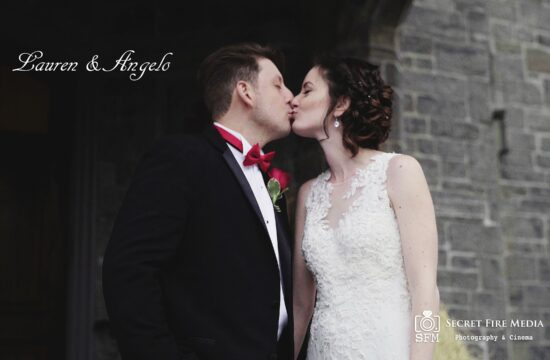 Lauren and Angelos Hudson Valley Wedding Cinematography at Whitby Castle in Rye New York