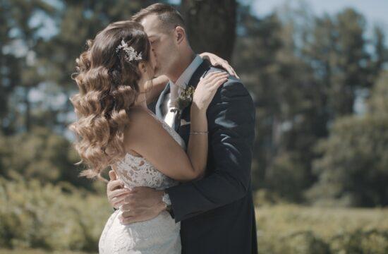 Stephanie & Erics The Garrison Wedding Cinematography in the Hudson Valley