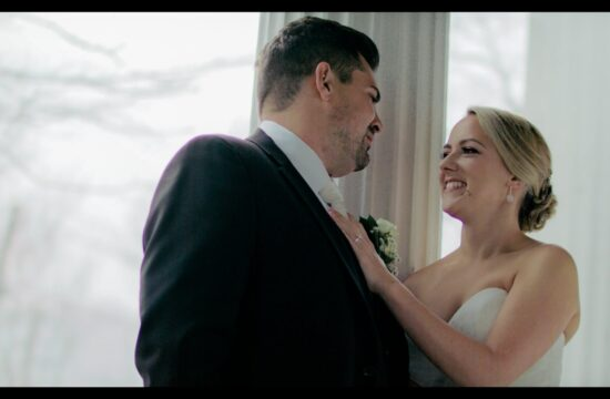 Ashley and Evans Feast at Round Hill Wedding Cinematography