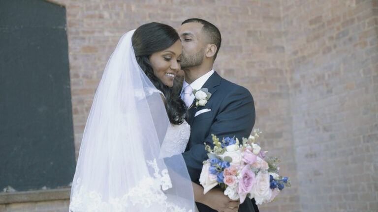 Bettina and Wesleys The Roundhouse Wedding Video in Beacon