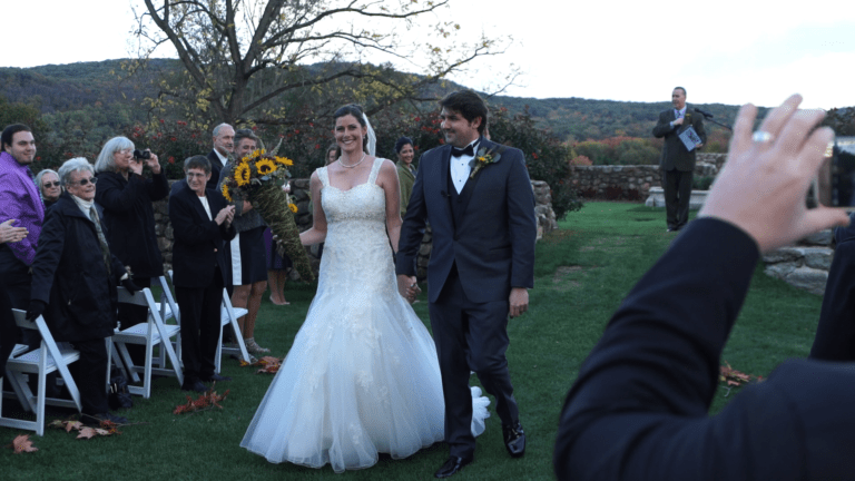 Devin and Seans Paramount Country Club Wedding Video in the Hudson Valley