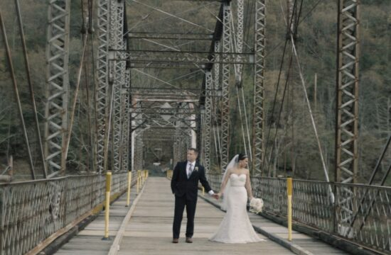 Jessica and Jeremys Mountain View Manor Wedding Video