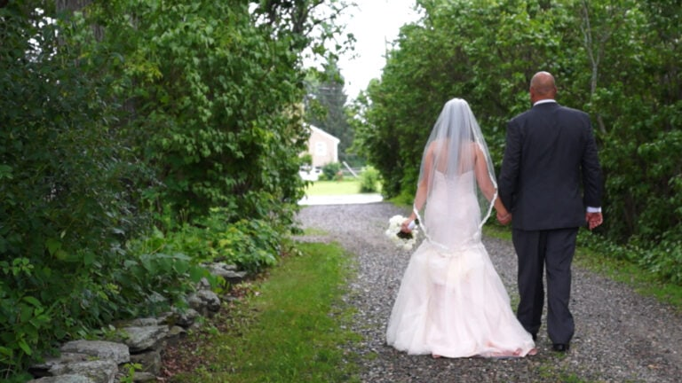 Krystin and Daves The Farmhouse at Route 66 Wedding Video in the Hudson Valley