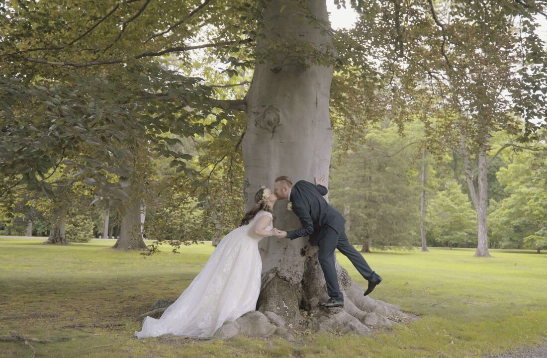 Laura and Keiths Poughkeepsie Grand Wedding Cinematography in the Hudson Valley