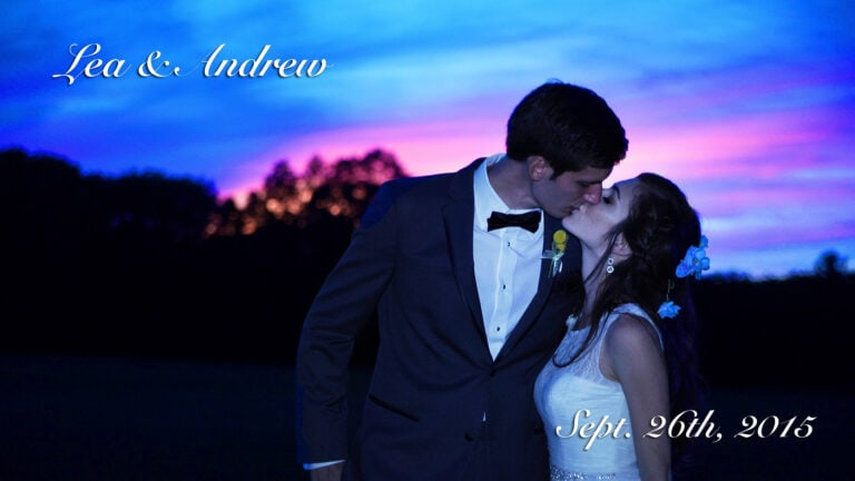Lea and Andrews Sunny Hill Resort Wedding Video in the Hudson Valley