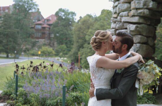 Matt and Taras Mohonk Mountain House Wedding video in the Hudson Valley