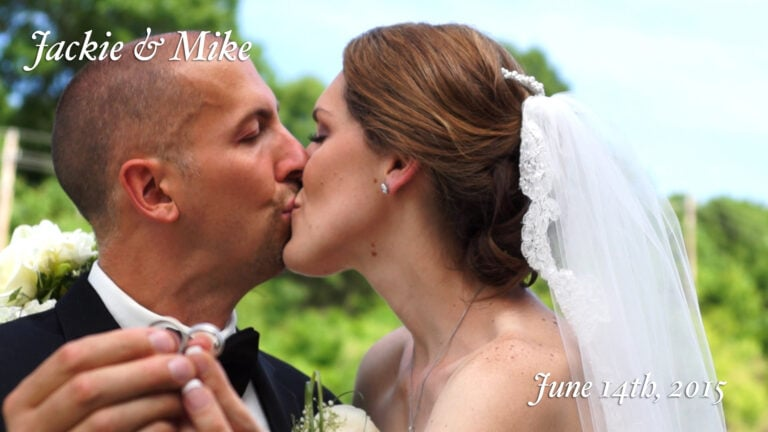 Mike and Jackies Poughkeepsie Grand Hotel Wedding Video