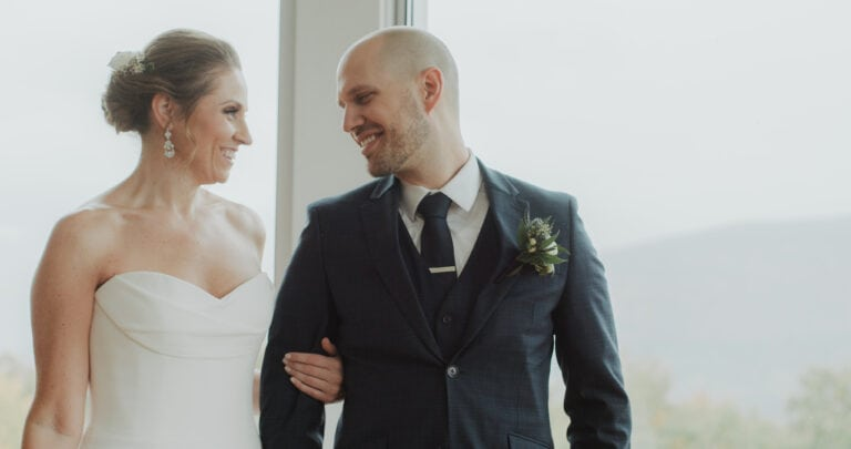 Andrew and Katies Onteora Mountain House Wedding Video