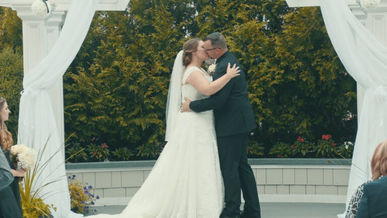 Caty and Chris Poughkeepsie Grand Wedding Cinema