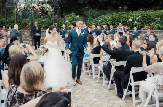 Amanda and Codys West Hills Wedding Cinema