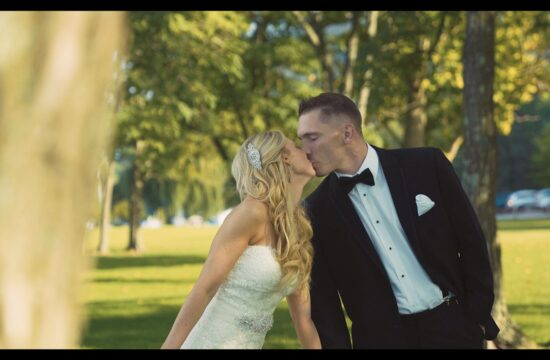 Brittany and Robs Anthony's Pier 9 Wedding Video in the Hudson Valley