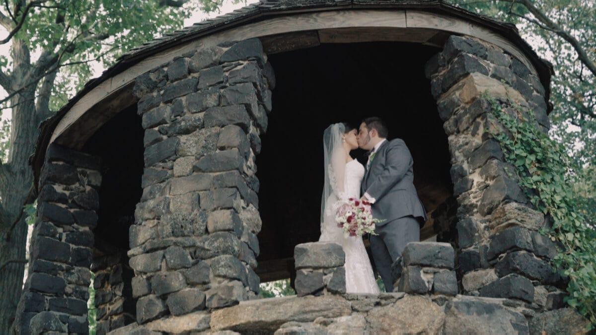 Diana and Jeffs Glen Island Harbor Club Wedding Cinema in the Hudson Vallley