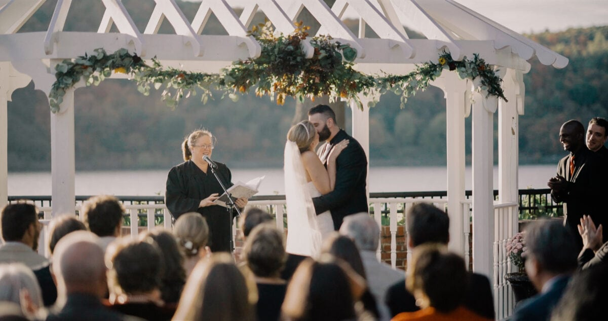 Katie and Jeffs The Grandview Wedding Videography