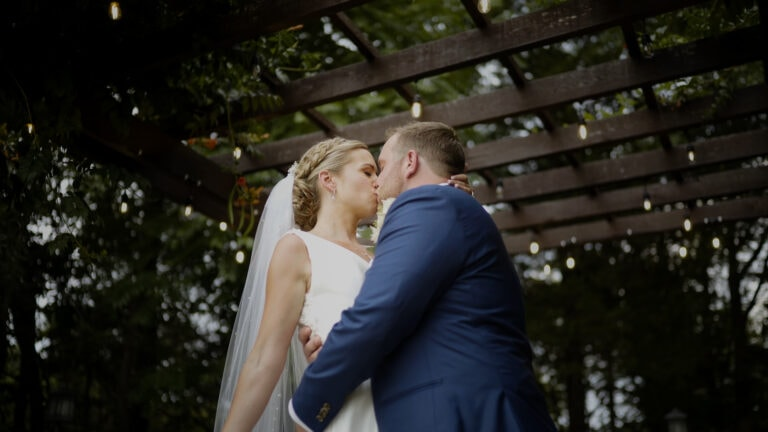 Shannon and Toms Villa Borghese Wedding Cinema