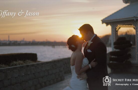 Tiffany and Jasons Marina Del Rey Wedding Video