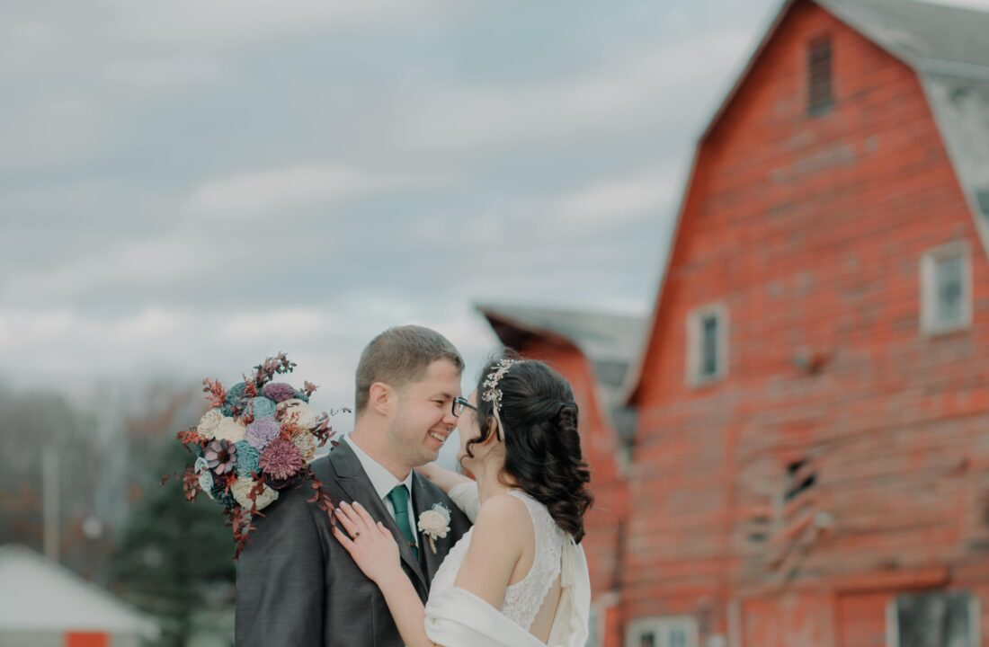 Lauren & Johns Conservatory at Sussex County Fairgrounds Wedding video in the Hudson Valley