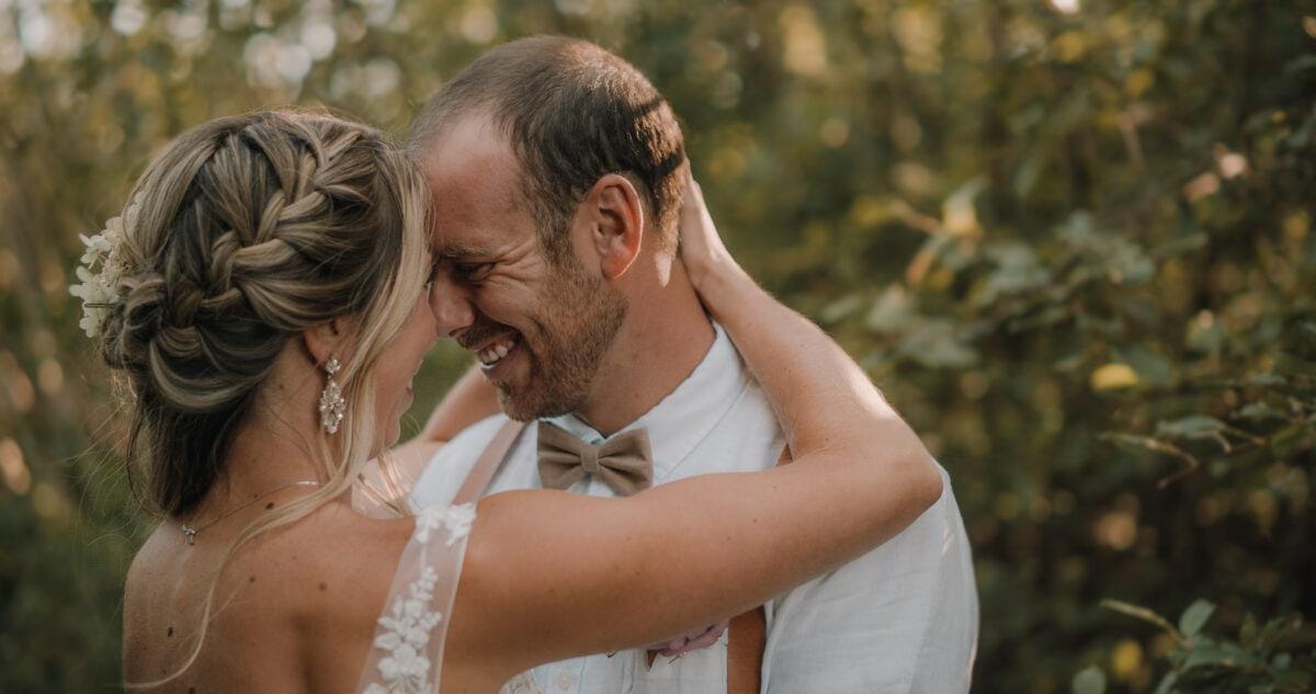Katie and Phils Hudson Valley Backyard Wedding Video